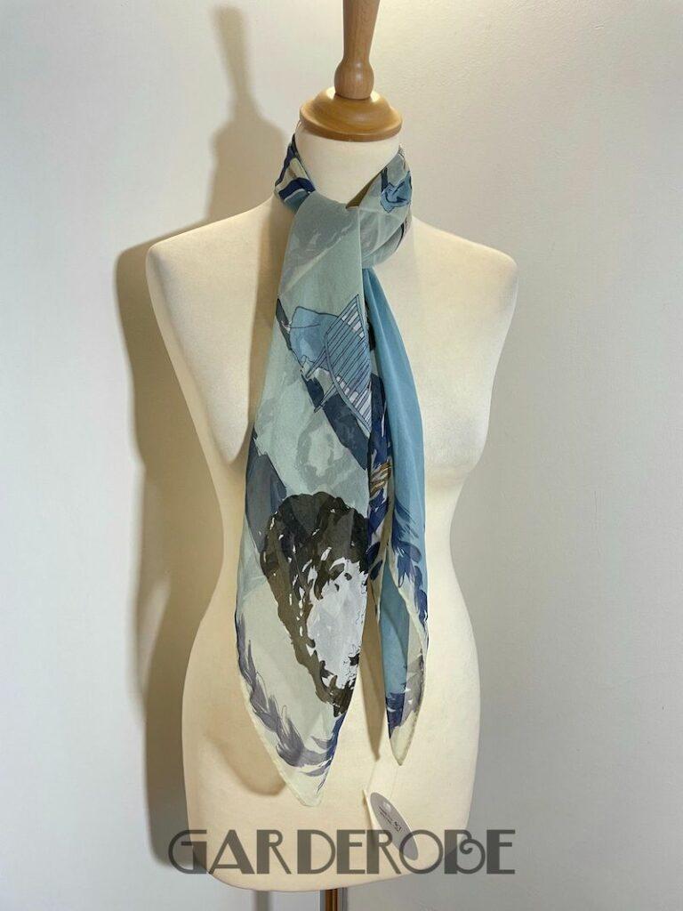 Klassieke foulard Dialogue