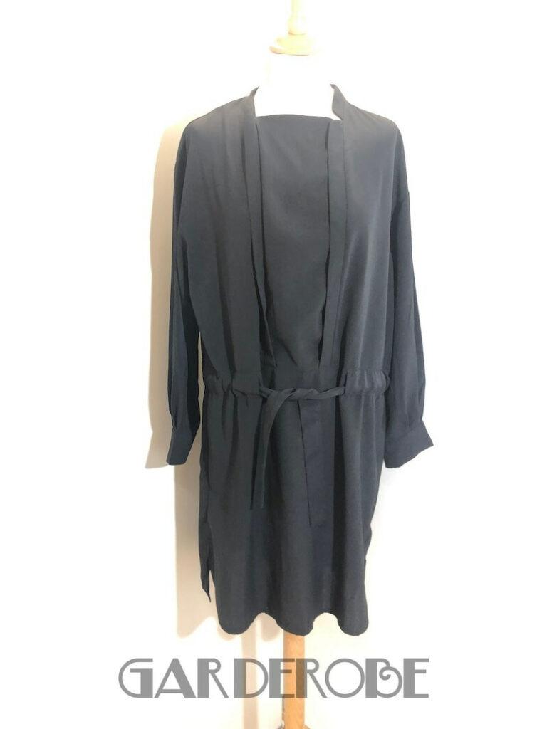 Zwarte jurk By Zoë